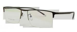Quality Men's Glasses M1115 Brown Cheap Eyeglasses for sale