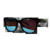 China Men's Glasses TR001 Black Cheap Eyeglasses for sale