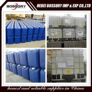 China Glacial Acetic Acid with CAS NO 64-19-7 on sale