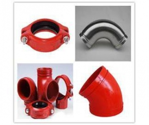 China GROOVED FITTINGS on sale