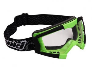 China NENKI NK-1017 Motocross goggle in Green colour on sale