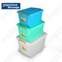 Extra Heavy Plastic Storage Bin