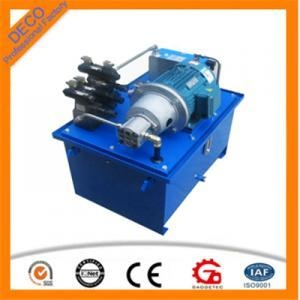 China hydraulic road blocker from Hangzhou Hydraulic power unit pack on sale