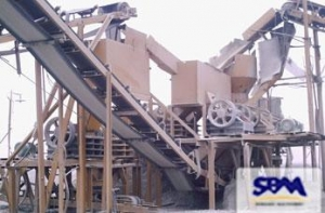 China Iron Ore Beneficiation Plant on sale