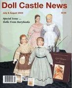 China Doll Castle News Magazine Subscription (from former RAGS magazine publishers) on sale