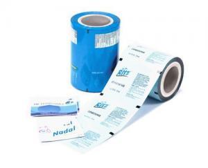 China biological diagnostic test kits aluminum foil packaging film on sale