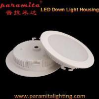 Led Plastic Down Light Body Led Palstic Down Light Led Panel Lamp