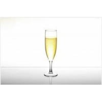 China BPA Free Premium Shatterproof Clear Plastic Champagne Flutes on sale
