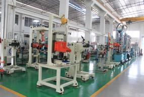 China The engine assembly line on sale