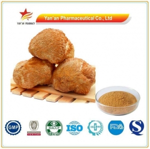 China Wholesale Hericium Erinaceus Extract/Pure Natural Lion's Mane Mushroom Powder on sale