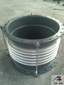 China Metal corrugated pipe on sale
