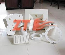 China vacuum formed ceramic fiber on sale