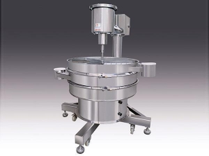 China GY-1200CW Scraper Type Vibratory Separator on sale