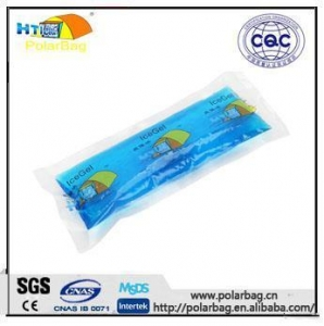 China Reusable Blue Phase Change Material Ice Gel Packs on sale