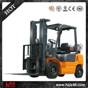 China Electric Stacker CPQD SeriesPetrol Internal Combustion Counterbalanced Forklift on sale