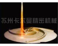 China impeller Crushed powder conveying high-speed rotating impel on sale
