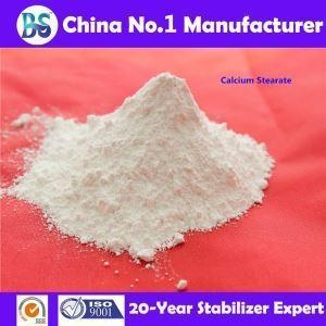 China Stearic Acids Calcium Used in PVC Heat Stabilizer, Supplying Structure and Melting Point Data on sale