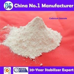 China Cadmium Stearate, One of Stearate Soap Salt Series, Used as PVC Heat Stabilizer in Plastic Resin on sale