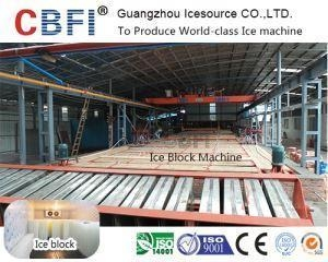 China 80 Tons High Efficiency Comercial Use Block Ice Maker Machine for Sale for Fishery on sale