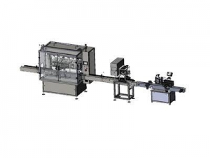 China Hand washing liquid automatic filling line on sale