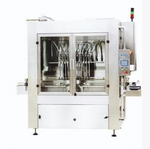 China GSA1000-12 intelligent high viscosity filling machine on sale
