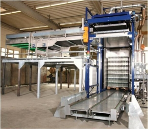 China Bottle(Can) Depalletizer Machine on sale
