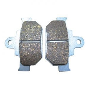 China MOTORCYCLE CHAIN SPROCKET GN 250 BRAKE PAD on sale