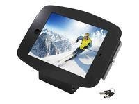 China Compulocks iPad mini Enclosure Kiosk, Space Wall or Desk Mount, Black on sale