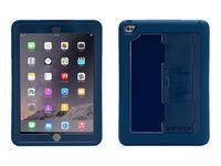 China Griffin Survivor Slim for iPad Air 2, Blue Blue on sale