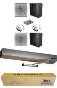 China Ditec EZ36 All-In-One ADA Handicap Door Opener Kit on sale