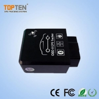 China OBD2 Gps Tracker App Cellphone Control Tracking System on sale