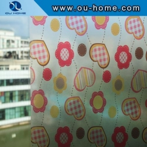 China H22023 PVC static cling non adhesive window film on sale