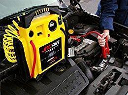 Quality Jump-n-carry Jncair 1700-amp 12-volt Jump Starter Power Source Air Compressor (Clore Automotive) 46 for sale