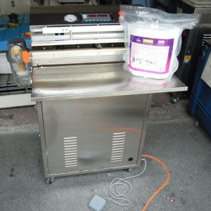 China CKVS-600 oil and water separation vacuum machine on sale