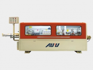 China PVC Edge Banding Machine For Furniture Factory on sale