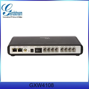 China 4 FXO ports Analog IP Gateway Grandstream GXW4104 on sale