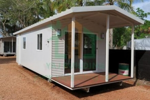 China Container house on sale