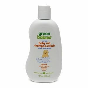 China Green Babies Baby Me Shampoo & Wash, Sweet Baby Scent on sale