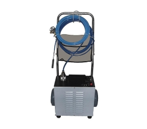 China Products: Transportable SX-202 pipe cleaning machine on sale