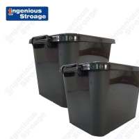 Extra Thick and High Plastic Storage Bin