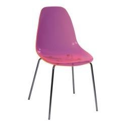 China Acrylic DSR Chair Model NO.: AC-086A on sale