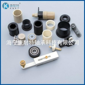 China Plastic pulley, doors and Windows pulley, plastic coated bearings on sale