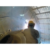 low chrome alloyed ball mill liner plate