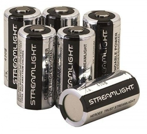 China Streamlight 85180 CR123A Lithium Batteries, 6-Pack on sale