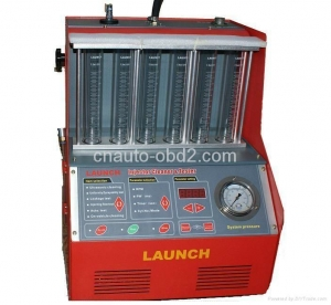 China LAUNCH CNC602 fuel injector tester fuel injector cleanning machine on sale