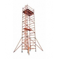 Fiberglass Mobile Scaffold Towers Scaffoldings, Aluminium Shoring & Panel Slab Formwork System