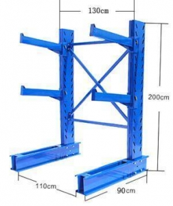 China Heavy Duty Long Arm Cantilever Shelving on sale