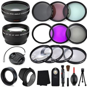 China Professional 52MM Lens Bundle Kit, 20 Compact Nikon Accessories on sale