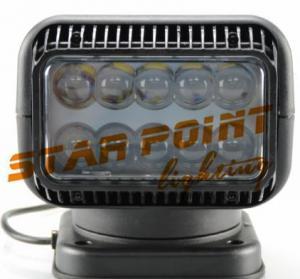 China Cree 50 Watt Wireless Remote Control LED Spotlight Searchlight Golight style on sale