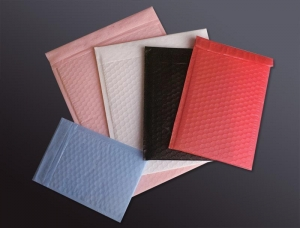 China FT-QPD-02 Co-Extruded Poly Bubble Envelopes on sale